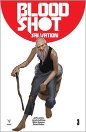 Bloodshot Salvation #3 Cover B - Palosz
