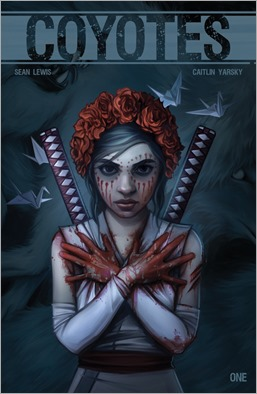 Coyotes #1 Cover