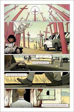 Coyotes #1 First Look Preview 1