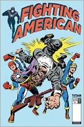 Fighting American #1 Cover C - Kirby