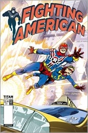 Fighting American #1 Cover D - Mighten