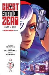 Ghost Station Zero #1 Cover