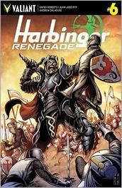 Harbinger Renegade #6 Cover B - Robertson