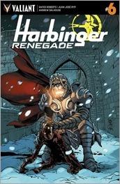 Harbinger Renegade #6 Cover C - Camuncoli