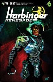 Harbinger Renegade #6 Cover - Veregge Variant