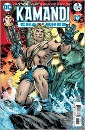 The Kamandi Challenge #8 Cover - Lee