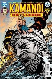 The Kamandi Challenge #8 Cover - Rude Variant