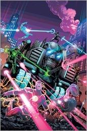 Batman: The Murder Machine #1 Cover - No Text