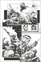 Ninja-K #1 First Look Preview 3