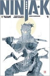 Ninja-K #1 Cover C - Mack