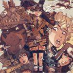 Preview – Tank Girl: World War Tank Girl #4 by Martin & Parson (Titan)