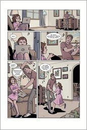Lifeformed: Cleo Makes Contact TPB Preview 3