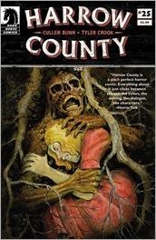 Harrow County #25 Cover