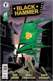 Black Hammer #13 Cover - Lemire Variant