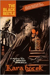 The Black Beetle: Kara Bocek HC Cover