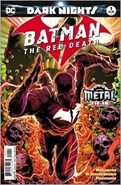 Batman: The Red Death #1 Cover