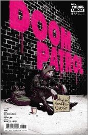 Doom Patrol #8 Cover