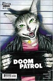 Doom Patrol #8 Cover - O'Barr Variant