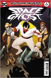 Future Quest Presents #2 Cover