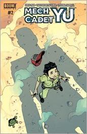 Mech Cadet Yu #2 Cover A