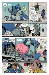 Mech Cadet Yu #2 Preview 4