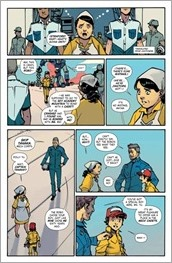 Mech Cadet Yu #2 Preview 5