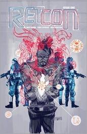 Retcon #1 Cover