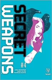 Secret Weapons #4 Cover A - Allen