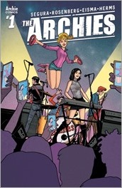The Archies #1 Cover - Jarrell Variant