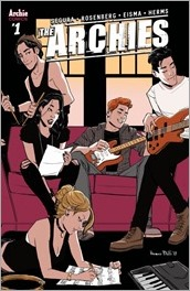 The Archies #1 Cover - Pitilli Variant