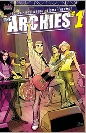The Archies #1 Cover A - Eisma