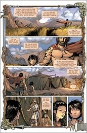 Wonder Woman/Conan #1 Preview 1