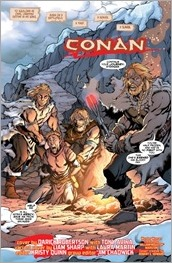 Wonder Woman/Conan #1 Preview 3