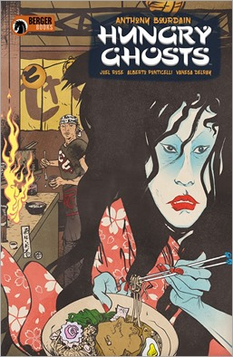 Hungry Ghosts #1 Cover