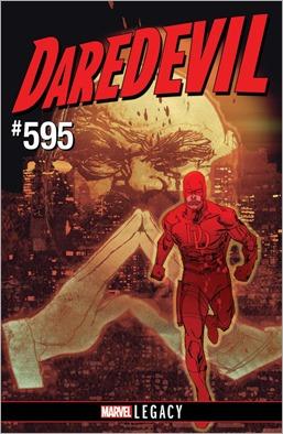 Daredevil #595 Cover - Sienkiewicz