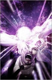 Harbinger Wars 2 #0 Cover - Crain