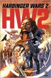 Harbinger Wars 2 #0 Cover A - Jones