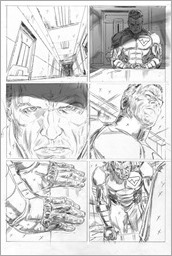 Harbinger Wars 2 #0 First Look Preview 1