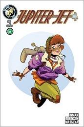 Jupiter Jet #1 Cover B