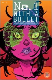 No. 1 With A Bullet #1 Cover