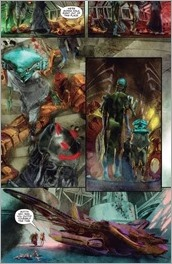 X-O Manowar #10 First Look Preview 3