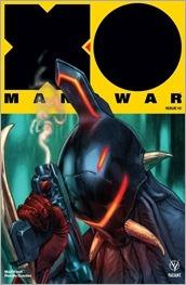 X-O Manowar #10 Cover A - LaRosa