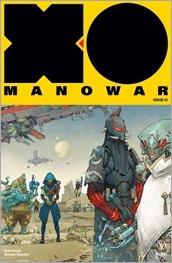 X-O Manowar #10 Cover B - Rocafort