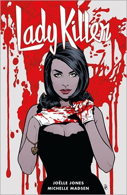 Lady Killer 2 TPB Cover