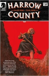 Harrow County #27 Cover