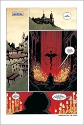 Rasputin: The Voice Of The Dragon #1 Preview 1