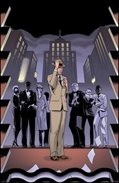 Incognegro: Renaissance #1 Cover - No text