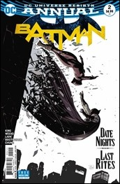 Batman Annual #2 Cover