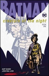 Batman: Creature of the Night #1 Cover