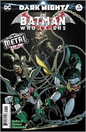 The Batman Who Laughs #1 Cover